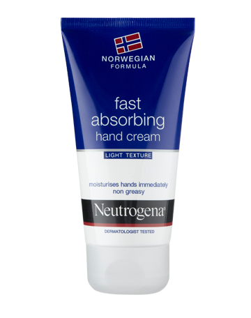 Norwegian Formula Fast Absorbing Hand Cream