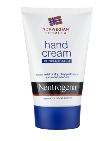 Norwegian Formula Scented Hand Cream