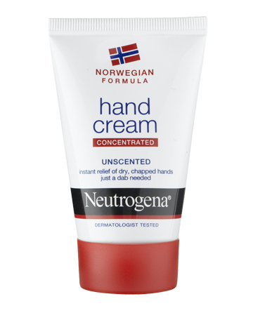 Norwegian Formula Unscented Hand Cream