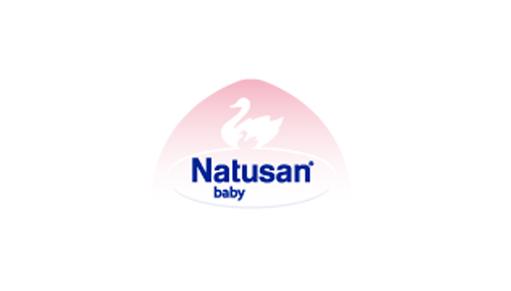 Natusan baby logo